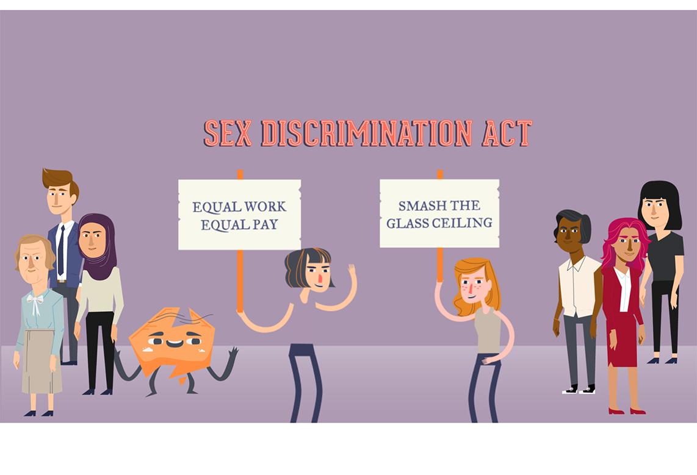 Act discrimination sex